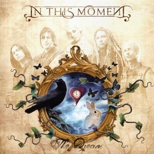 IN THIS MOMENT - THE DREAM  CD NEW+