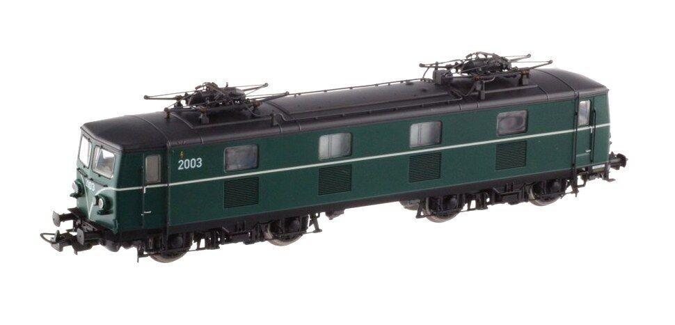 Piko 96545 SNCB NMBS Elektro-Lok Type Reeks 20 grün schwar Ep4 DCC SOUND NEU+OVP