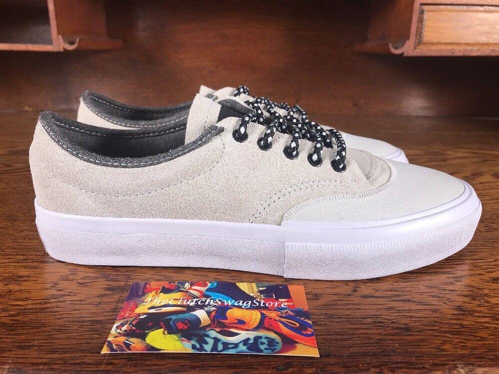 converse contro crimson scamosciata beige / white bue skate bue white mens scarpe 153469c nuove dimensioni 7,5 b4b7c5