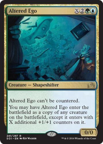 4 Altered Ego