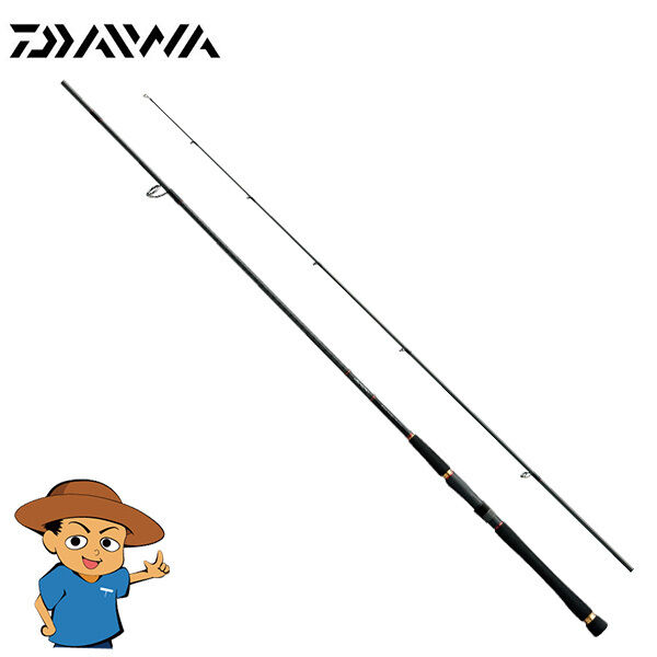 Daiwa SEABASS HUNTER X 90ML 9' Medium Light casting fishing spinning rod pole