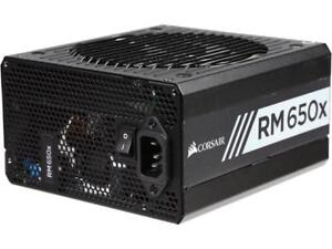 Corsair Certified CP-9020091-NA RMx Series RM650x 650W 80 Plus Gold Full Modular