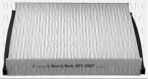 BORG /& BECK Cabin Filter for FORD BERLINE Focus 2.0 81 kW