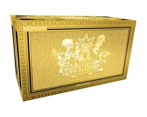 Box Set Legendary ponts II Reprint Nouveau Yu-Gi-Oh VERSION ANGLAISE *
