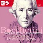 Boccherini: String Trios Op. 1; Symphonies Op. 35 (CD, Jan-2012, 3 Discs, Newton Classics (Label))