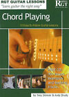 Chord Playing: 10 Easy-to-Follow Guitar Lessons by Tony Skinner, Andy Drudy (Paperback, 2006)