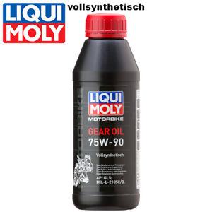 Liqui Moly Motorbike Getriebeöl 1516 75W-90 vollsynthetisch 500ml GL5 Gear Oil