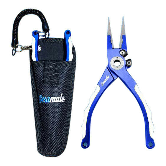 Seamule 7.5  Tournament Fishing Pliers