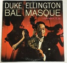 "Duke Ellington LP ""Bal Masque"" 6 ""eye"" Columbia ~ Mint ~ Still Sealed ~ Mono"