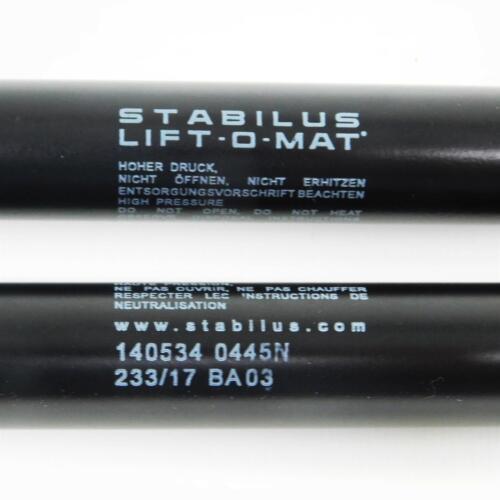 2x Stabilus LIFT-O-MAT Lifter Gasfeder Dämpfer Heckklappe Dodge Caliber 140534