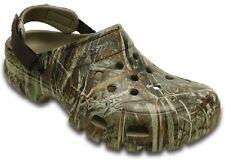 Crocs Off Road Sport Mens 9 - Women 11 Realtree Max-5 NEW NWT Tough Camo