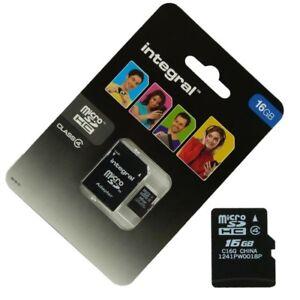 tarjeta-de-memoria-Micro-SD-16-Gb-clase-4-Para-Sony-Xperia-C4