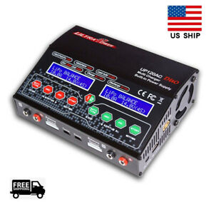 Ultra-Power-UP120AC-DUO-2-Port-12A-Battery-Charger-Balance-LiPo-LiHV-NiMH-AC-DC