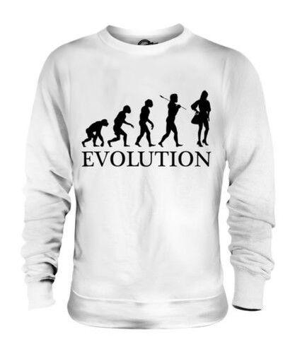 Mode Evolution des  Herrenchen Unisex Pullover Herren Damen Geschenk Catwalk