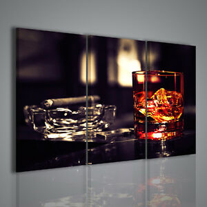 Quadro whisky iii quadri moderni per arredamento bar e for Quadri da arredamento