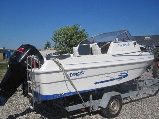 Drago 570, Kabinebåd, årg. 2005