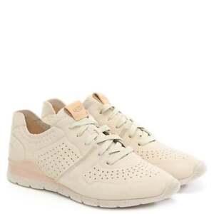 3ba6429a341 Details about UGG Australia Tye Damen Nubuck Sneaker 1016674 Ceramic alle  Größen