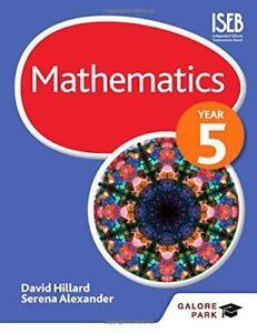 Mathematics-ANO-5-GP-por-hillard-David-Alexander-SERENA-LIBRO-DE-BOLSILLO