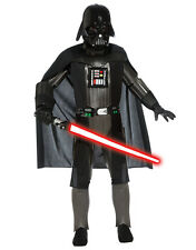 """Star Wars Kids Deluxe Darth Vader Sith Costume, Lrg,Age 8-10, HEIGHT 4' 8"""" - 5'"""