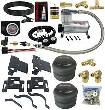 Air Helper Spring Kit AirMaxxx Bolt On For 2001-2010 Chevy 2500 Truck Load Level