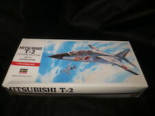 "Hasegawa 02105 Mitsubishi T-2 CCV /""A.D.T.W./"" 1//72 scale kit"