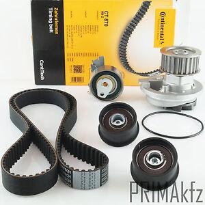 CONTI-CT870-Zahnriemen-Rollensatz-Wapu-Opel-Astra-Vectra-Daewoo-1-8-2-0-i-16V
