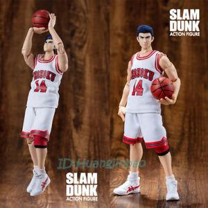 new Animation Slam Dunk Shohoku 10 Sakuragi Hanamichi Dasin Action Figure Model