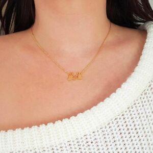 Halskette-Kette-Hand-Herz-Liebe-Freundschaft-Silber-Gold-Filigran-Boho