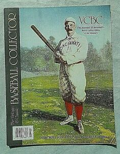 The-Vintage-amp-Classic-Baseball-Collector-magazine-20-July-1999-VCBC-VG