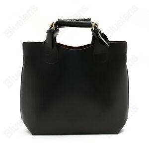 Vintage-Celebrity-Tote-Shopping-Bag-It-bag-HandBags-Top-Handles-Size-L-M-6-Color