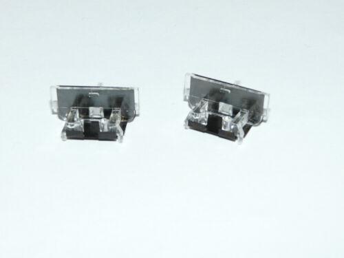 sehr guter Zustand Fleischmann 2 Lichtleiter für BR 210 208 218