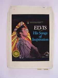 Elvis Presley - Elvis - His Songs Of Inspiration 8 Trac