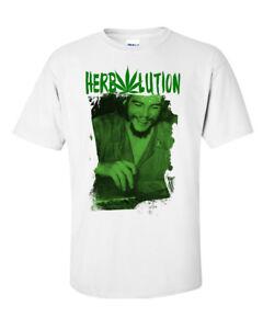 Marijuana T-Shirt Mary Jane 420 Stoner Drugs Weed Smoke High DOPE Ganja Leaf Pot