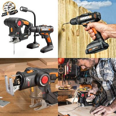 WORX WX101L 20V Power Share Drill//Driver with One Battery