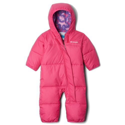 Columbia Snuggly Bunny Bunting Baby SnowsuitPink Ice