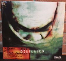DISTURBED- The Sickness LP, BLACK COLORED Vinyl NEW & Sealed