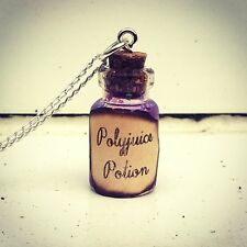 Asegúrense poción Collar-Harry Potter-Joyería-Navidad Stocking Relleno