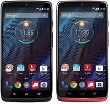 Motorola Moto Maxx XT1250 GSM Unlocked 32GB Smartphone -Black-Good