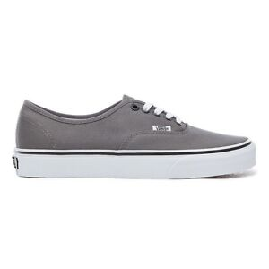 28b7e11080 Image is loading VANS-AUTHENTIC-PEWTER-GREY-BLACK-TRAINERS