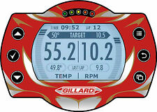 GILLARD STYLE GEL STICKER FOR UNIPRO UniGo - KARTING