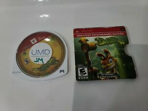 Daxter-Sony-PlayStation-Portable-PSP-Video-Game-Tested-working