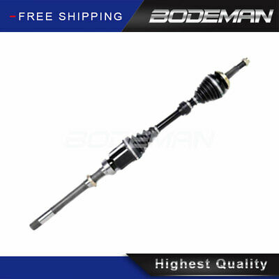 Pair 2 Front LEFT /& RIGHT CV Axle Drive Shaft Assembly for 2006-2012 Toyota RAV4 4x4 4 Cylinder Models Bodeman