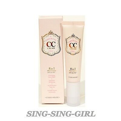 Etude House Correct & Care CC Cream 35g #2 Glow sing-sing-girl