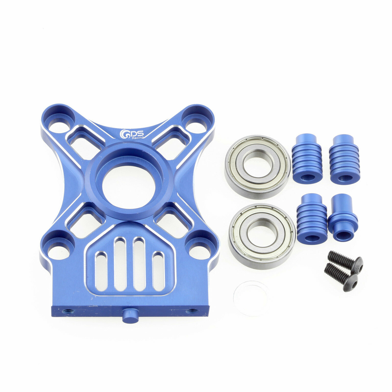 GDS RACING Alloy Clutch Bell Tower Set bluee For For For Team LOSI DBXL 366aa7