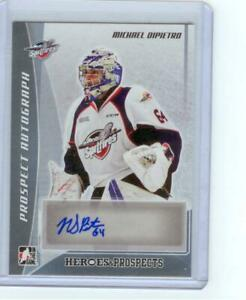 16-17-ITG-HEROES-AND-PROSPECTS-AUTOGRAPH-MICHAEL-DIPIETRO-RC-AUTO