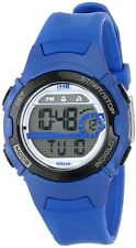 Timex Watch * T5K596 1440 Sports Digital Blue Silicone Women COD PayPal GDS17