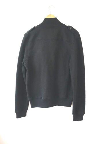 £ Giacca da Hartford taglia lana in L 189 era M nera uomo aH6qUv
