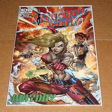 Danger Girl Mayday #4 1st Print J Scott Campbell IDW
