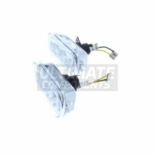 Volkswagen Passat B5.5 Saloon 2000-2005 LED Crystal Clear Side Repeaters Lamps