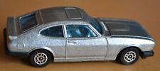 Corgi Junior Silver Ford Capri MkIII 3.0S - Very Rare - Mint Condition